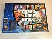 Empty Box Only Ps4 Sony Playstation 4 Grand Theft Auto V 500gb No Console