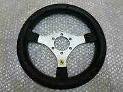 Things At That Time 30 Small Pie Thick Roll Razor Steering Handle Old Car Mx41
