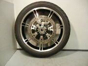 2020-2021 Harley Davidson Electra Glide Limited Front Wheel 18x3.5 Used Stock