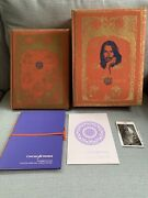 Concert For George Harrison Book Genesis Publications Beatles Signed By Olivia H