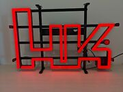 Rare Authentic Heckler And Koch Hk Handk Neon/led Sign