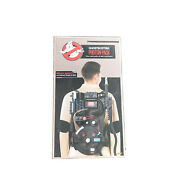 New Ghostbusters Proton Pack Adult Costume Deluxe Replica Prop Lights Sounds 80s