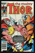 Thor 338 1983 Marvel Comics 2nd Appearance Of Beta Ray Bill