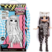 Lol Surprise Omg Lights Groovy Babe Fashion Doll With 15 Surprises Multicolor