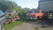 1951 And 53 Packard Parts Cars