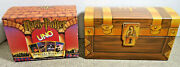 Harry Potter Uno Special Edition Card Game Trunk New Sealed Cards Vintage 2000