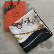 Hermes The Royal Muse Buckingham Palace Stables Scarf Carres _70839