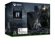 Xbox Series X Halo Infinite Limited Edition - Confirmed