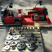 Snap-on Mod Bdl Lr62642 Brake And Rotor Lathe With Accessories