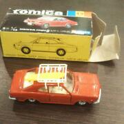 Tomica Black Box Mini Car 49 Honda Coupe 9 Surfing Carrier