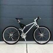 Mercedes-benz Amp Research Mountain Bike Shimano Deore Xt Late 90s Vintage