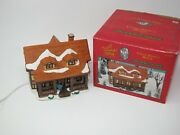 It's A Wonderful Life Holiday Village Uncle Billy's House Of Bedford Falls Rare