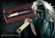 Harry Potter Rare Discontinued Retired Noble Collection Dumbledore Prop New