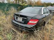 2008 - 2011 Mercedes Benz C Class W204 Bumper Amg Package Cover Rear Exterior