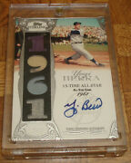 Very Rare 1 Of 1 Find 2006 Topps Sterling Yogi Berra Autograph/jersey 1/1 Card