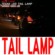 Led Lights Teana Tail Lamp Lamp Assembly Type-a 2p For 06 09 Latitude New Sm5