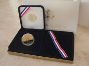 1984 Us Olympic 10 Gold Eagle Proof -w Coins Lot Of 1