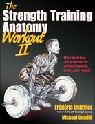 The Strength Training Anatomy Workout By Frederic Delavier English Paperback B