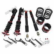 Cxracing Damper Coilover Kit For 83-87 Corolla Ae86 W/ Pillow Ball Camber Plate