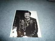 The Scorpions Signed Autograph In Person 8x12 20x30 Cm Herman Rarebell