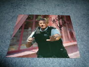 Graham Cole Signed Autograph In Person 8x10 20x25 Cm The Bill Pc Tony Stamp