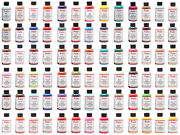 Angelus Brand Acrylic Leather Paint Waterproof All Colors - 4 Fl.oz