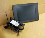 Modgraph Industrial Fp-am12tv Lcd Monitor 12v 1.3 A 16 Watts - Used