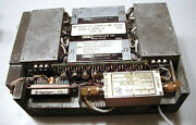 Military Ulr-17 20-500 Mhz Vhf/uhf Receiver Front End Ass'y Nice Lots Of Parts