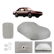 Ford Mustang 6 Layer Car Cover Fitted Outdoor Water Proof Rain Sun Dust 3rd Gen