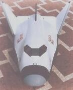 Hl-20 Nasa Dryden Space Plane Wood Model Replica Large Free Shipping