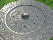 Genuine Cosmic Tlv Chinese Bronze Mirror 107 Mm Han Dynasty 206bc-220ad