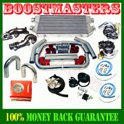 2xgt30/28 Turbo Kits For 90-96 Nissan 300zx Vg30dett Z32 Coupe Turbocharged Only
