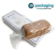 Plain Clear Plastic Polythene Bags For Food Crafts Storage 80g 120g 200g 400g