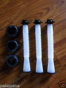 3 Gas Can Spout And Parts Kit Scepter Ameri-can Midwest Eagle Moeller Igloo Rotopa