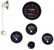 New Ford Tractor Instrument Gauge Kit 6v Select-o-speed 4000 801 And 901
