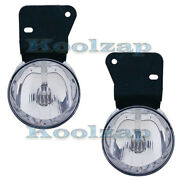 99-05 Pontiac Grand Am Front Driving Fog Light Lamp Set Pair Left And Right Sides