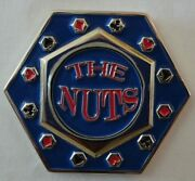 The Nuts Spinner Poker Card Guard Cover Protector New