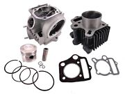 90cc Rebuild Kit For Chinese Atvs And Dirt / Pit Bikes With E-22 Clone Motors