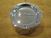 Pro Comp Series 7036 Chrome Snap In Center Cap With Lockring 3293 Made In Korea