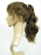 4 Body Wave 100 Indian Remy Human Hair Full/front Lace Wigs -high Ponytail