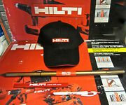 Hilti Pointed Chisel Sds Max 17 Great Condition Free Hilti Hat Fast Ship
