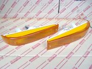 Toyota Corolla Cp Coupe Ae86 Front Bumper Turn Signal Lamp Set Genuine Oem Parts