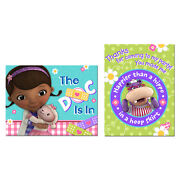 Doc Mcstuffins Birthday Party Supplies Invitations And Thank You Cards