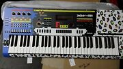 Dee And Ricky Casio Xw-g1 Keyboard One Of Two