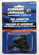 Outboard Fuel Connector For Johnson/evinrude Female 5/16 775640 Oem Qd 777346