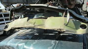 65 Mustang Front Bumper With Valance And Filler Has Damage