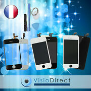 Vitre Tactile + Lcd + Chassis Pour Iphone 5 6 6+ 6s 6s+ Se 7 7+ 8 8+ X X Oled