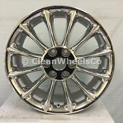 117a Used Aluminum Wheel - 07-15 Buick Enclave/chevy Traverse/gmc Acadia,20x7.5