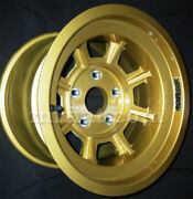 For Porsche 911 Campagnolo 8 X 15 Forged Racing Wheel New