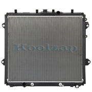 For 10 11 12 13 4runner 4.0l V6 1-row Radiator Assy To3010329 1640031711 And 2013